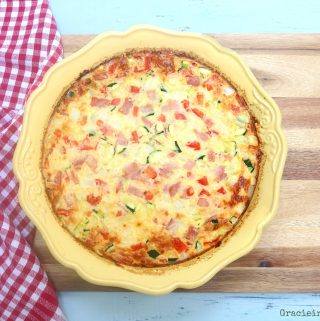 Freshly Baked Quiche