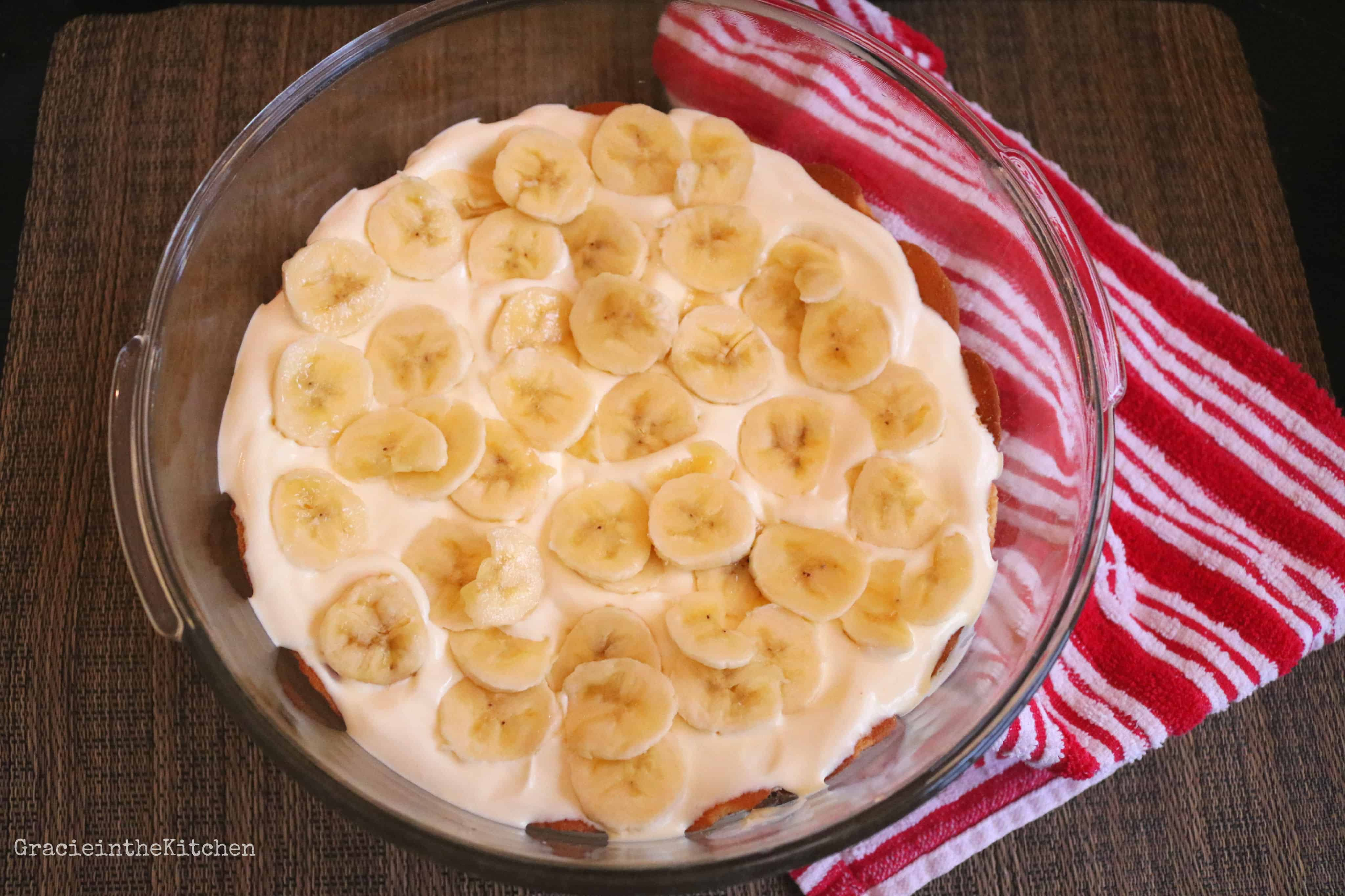 This Easy Banana Pudding Dessert is the BEST!