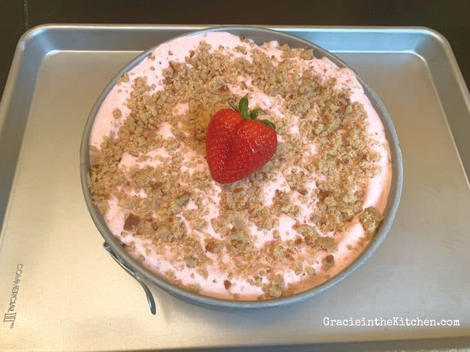 Flavorful Whipped Strawberry Delight recipe by Gracie in the Kitchen!