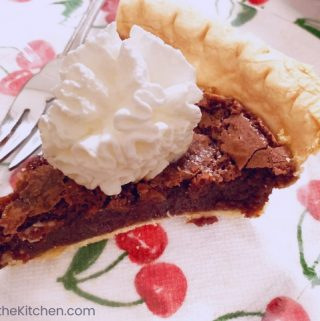 Easy Fudge Pie Recipe - So Rich and Delicious