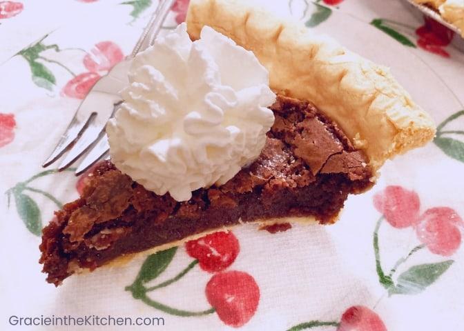 Easy Fudge Pie Recipe - So Rich and Delicious