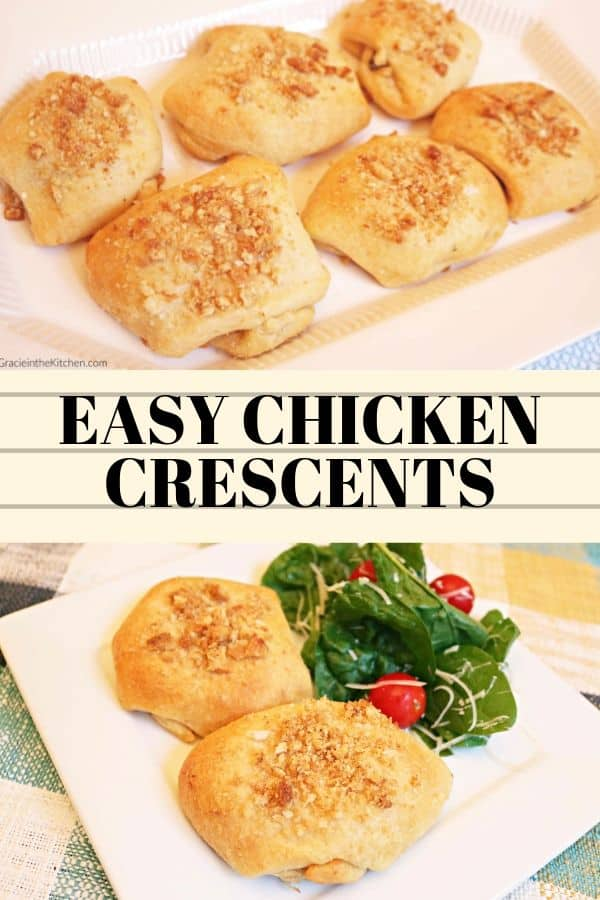 This yummy, quick & easy recipe from Gracie in the Kitchen will become an instant family favorite! SO yummy!!