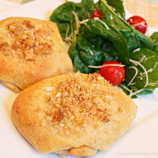Easy Chicken Crescents