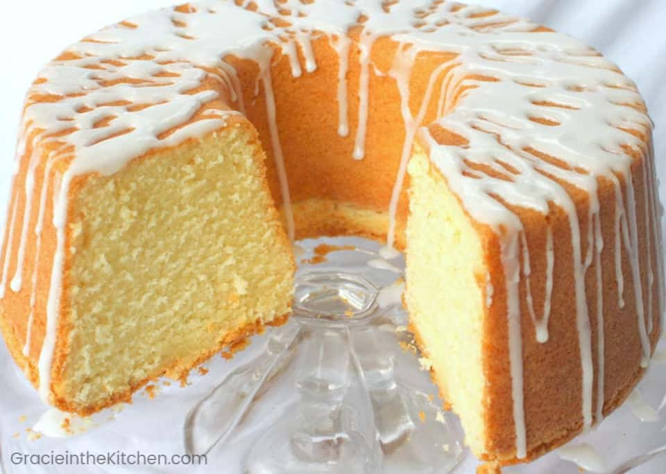 The Perfect Pound Cake