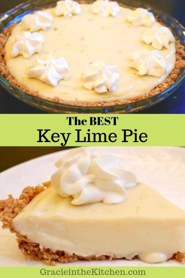 The Best Key Lime Pie Recipe