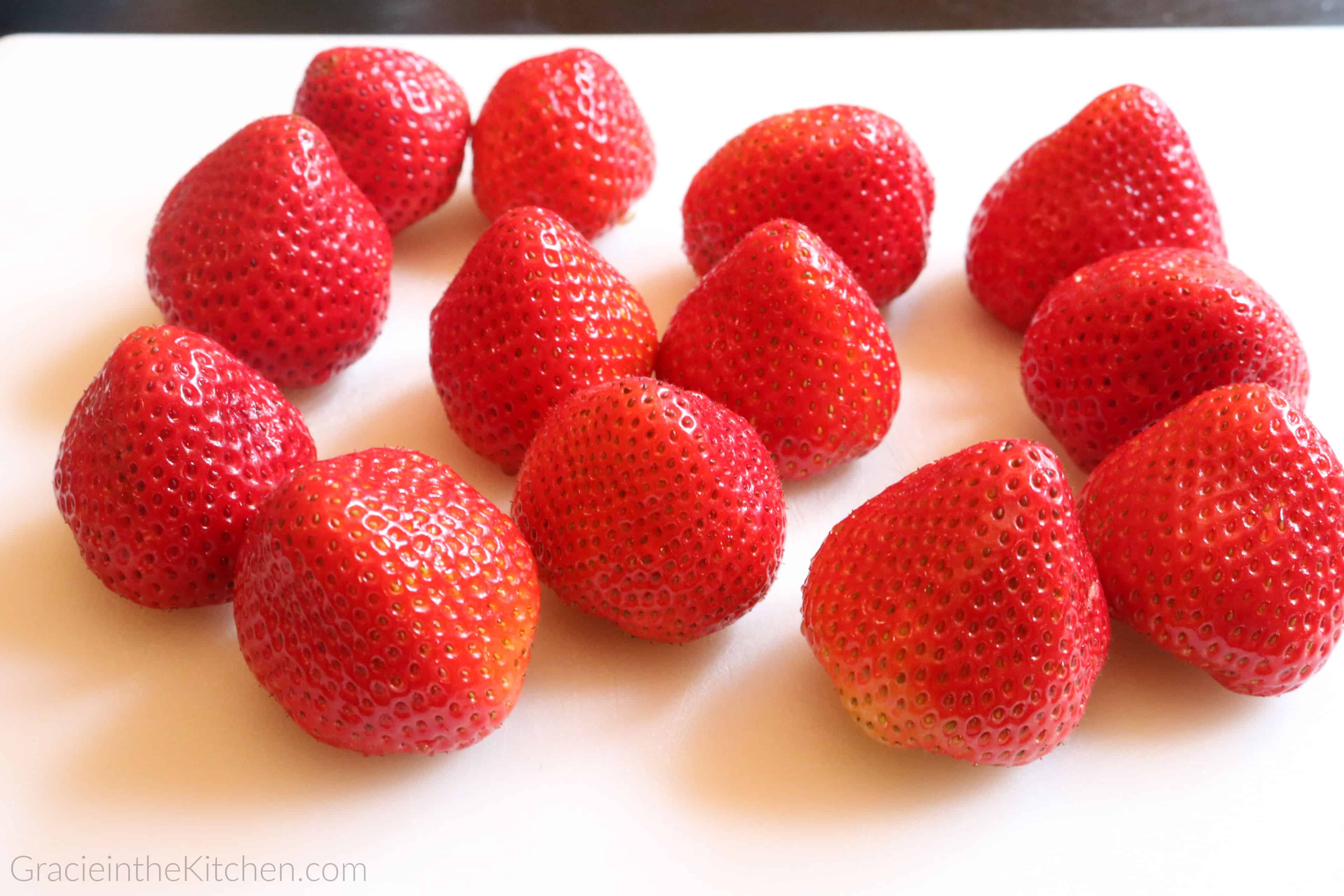 Macerated Strawberries Recipe- So easy!