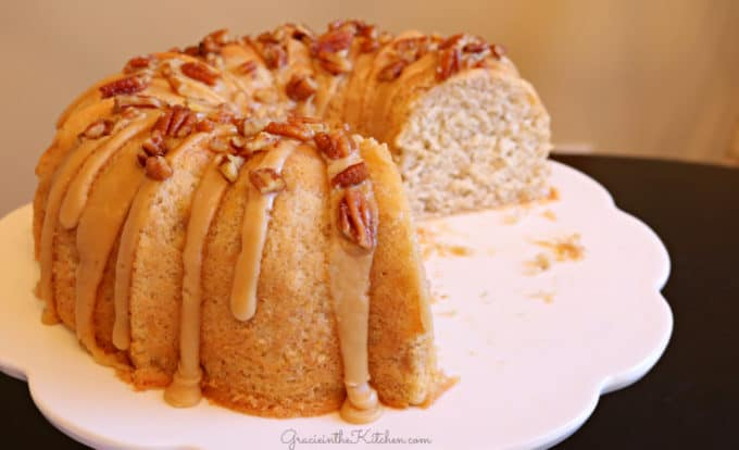 Best Banana Bundt Cake